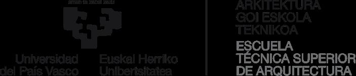 Logotipo de la UPV/EHU